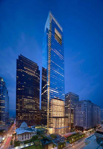 Comcast Corporate Headquarters Philadelphia