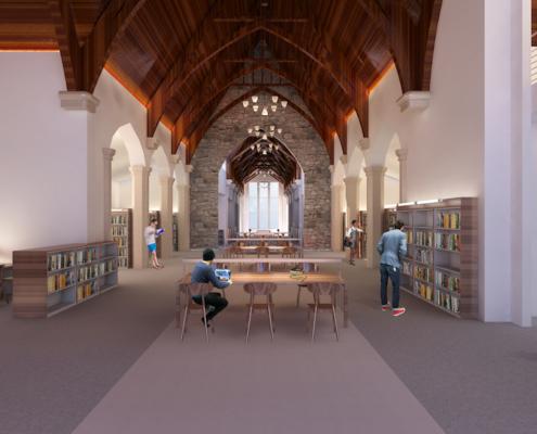 Magill Library 2