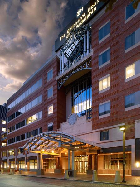 Children S Hospital Of Philadelphia The Wood Center